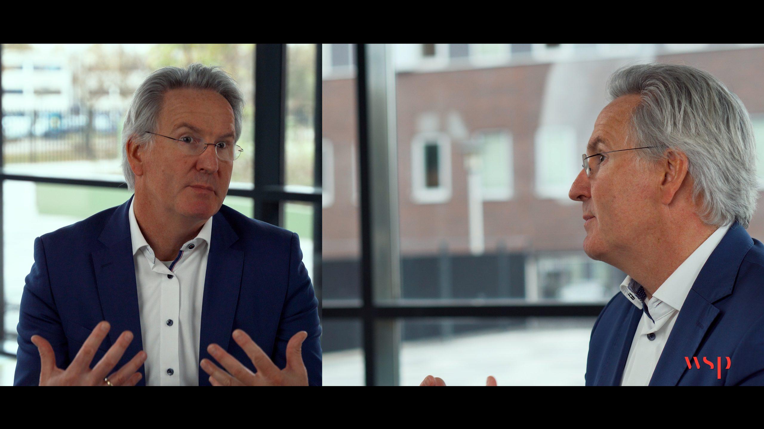 Eric van den Broek – CEO WSP Nederland