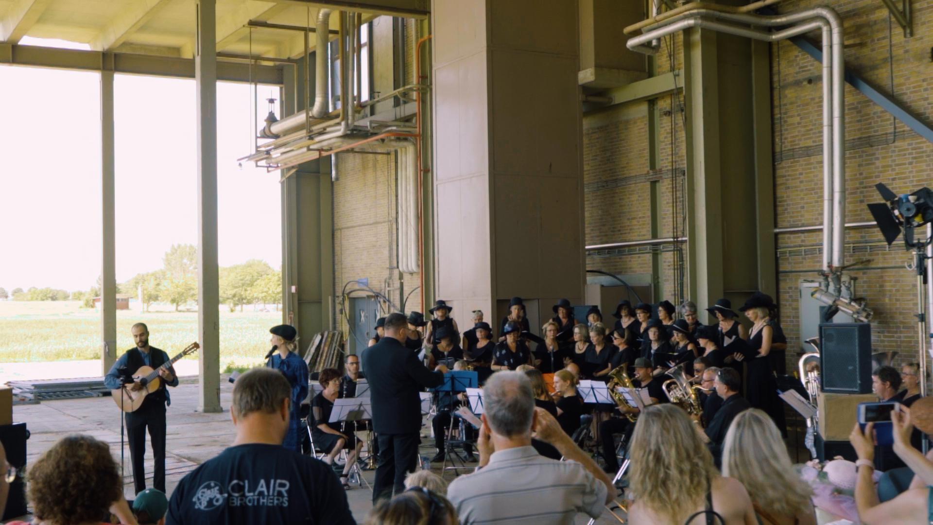 Requiem voor de IJsselcentrale – KASKO Theaterroute