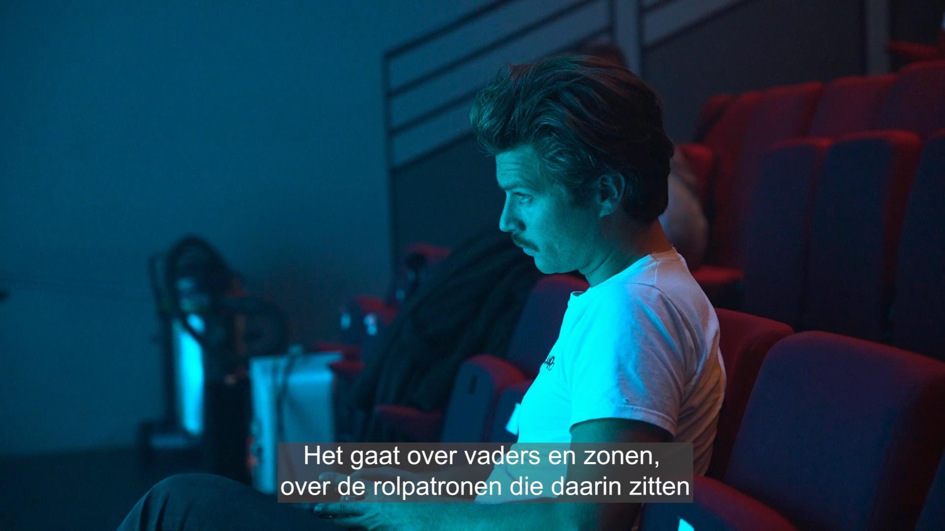 Patroon – Urland & De Nieuwe Oost | Theater making-of